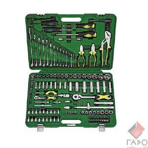 Профессиональный набор инструмента 132 предмета АРСЕНАЛ AUTO AA-C1412P132