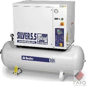 Винтовой компрессор NEW SILVER 5.5/200