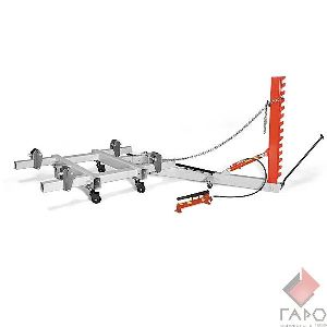 Стапель для кузовного ремонта перекатной SIVER A-210