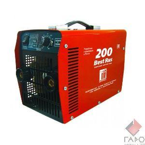 Инвертор сварочный Умелец BEST 200-RUS BestWeld BW1250R